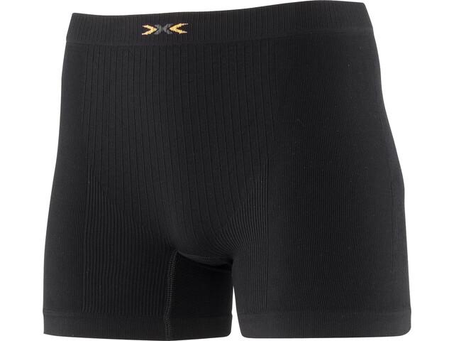 X-Bionic Energizer Boxer Mujer, black/orange